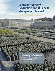 Nursery manual cover